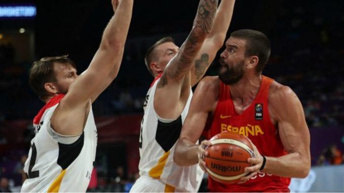 Španci prvi polufinalisti Evropskog prvenstva u košarci 1