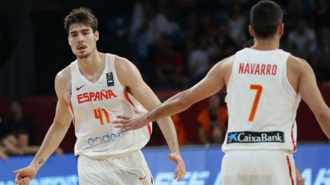 Španiji bronza na Evropskom prvenstvu 1