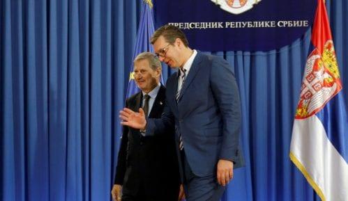Vučić i Han na otvaranju Golubačke tvrđave u petak 29. marta 10