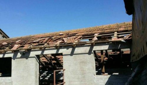 Građanima Putinaca oštećene kuće u nevremenu 11