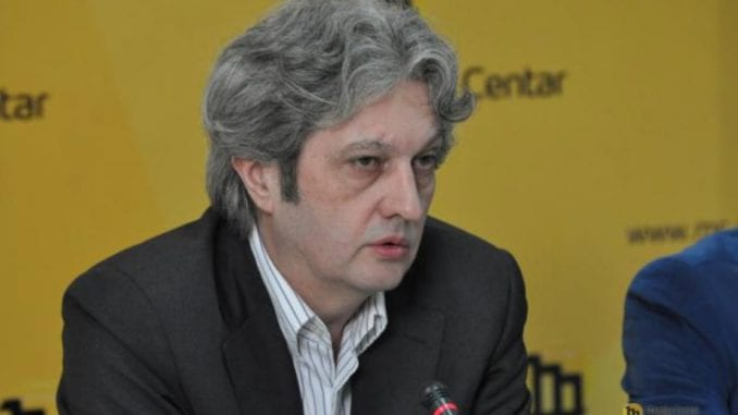 Krivična prijava protiv glavnog urednika TV Hepi Milomira Marića 1