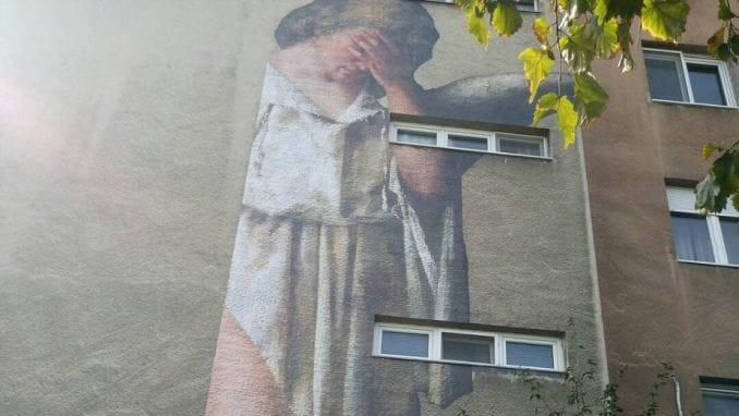 Novi mural u Novom Sadu 5