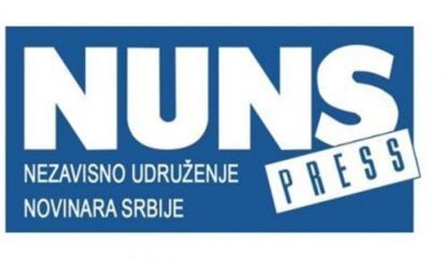 NUNS pisao EFJ: Pošaljite delegaciju u Beograd  (VIDEO) 6