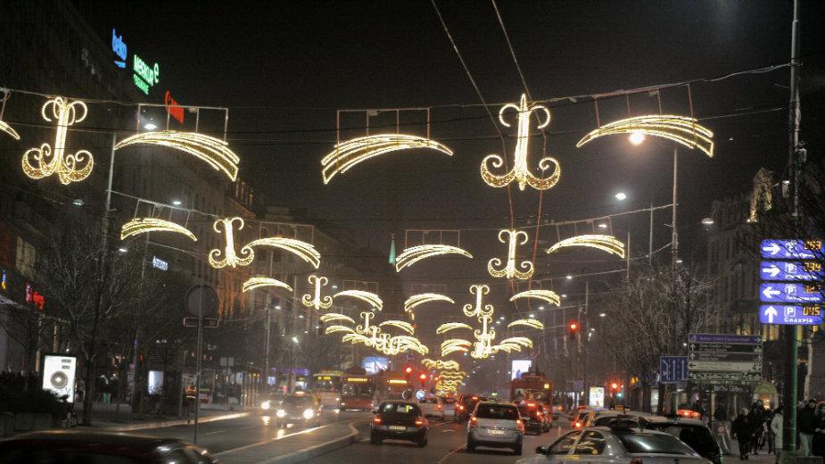 Za ukrašavanje Beograda 1,7 miliona evra istoj firmi 1