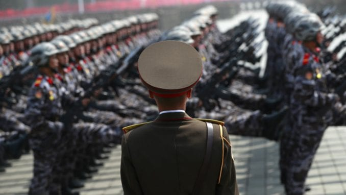 Amerika i Južna Koreja pokazale Pjongjangu moć 1