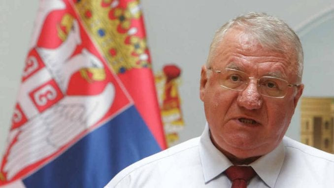 ASNS pozvala tužilaštvo da odmah reaguje na izjave Vojislava Šešelja o poverenici 2