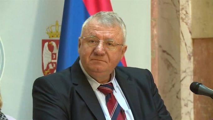 Predstavnik OEBS-a osudio pretnje Šešelja upućene novinarki Danasa 1