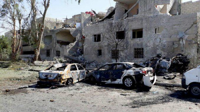 Izrael priznao napade u Siriji 1