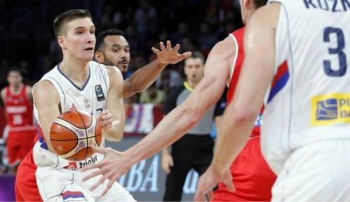 Srbija u četvrtfinalu Evropskog prvenstva 1