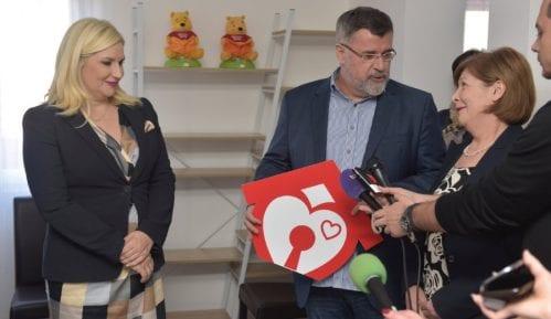 Zorana Mihajlović otvorila Centar za žrtve nasilja 9