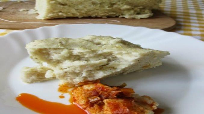 Starinski recept za kačamak iz istočne Srbije 1