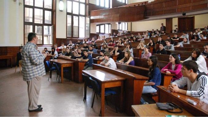 """Inicijativa """"Zaštitimo studente"""": Predaja peticije Ministarstvu prosvete u ponedeljak 1"""