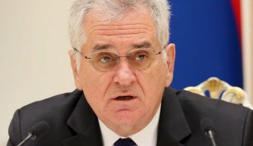 Poziv Tomislavu Nikoliću za učešće na konferenciji koja će biti održana u aprilu 1