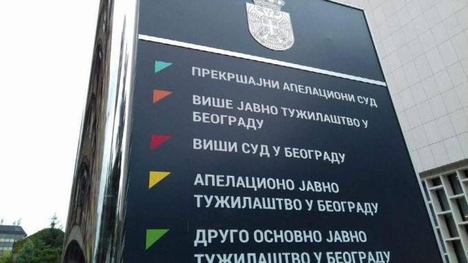 Još tri člana Dveri pozvani na saslušanje u Tužilaštvo kao osumnjičeni za nasilničko ponašanje 2