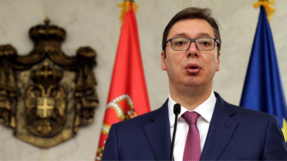"""Vučić o """"bentliju"""": Uveren sam da nisu hteli da naude 1"""