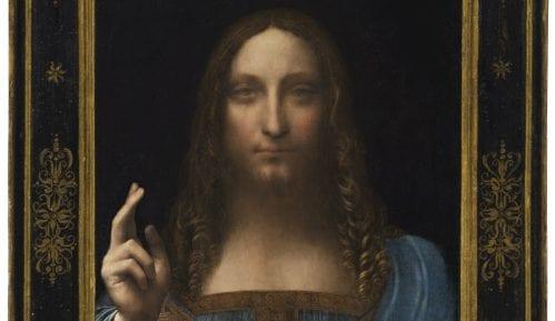 Da Vinčijeva slika na aukciji za 100 miliona dolara 10
