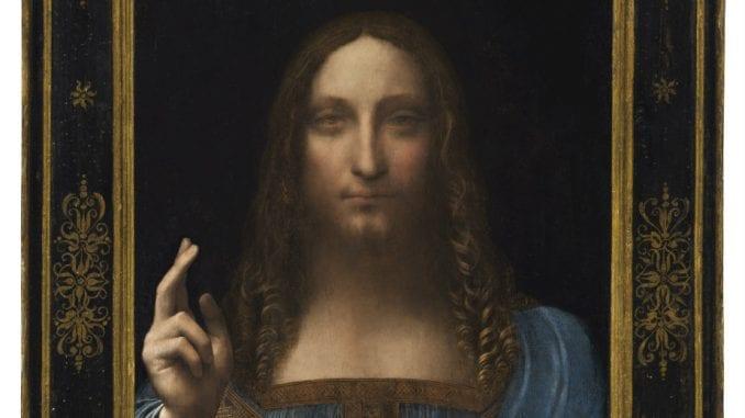 Da Vinčijeva slika na aukciji za 100 miliona dolara 2