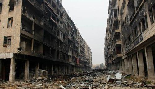 U Siriji uništene brojne bolnice 11