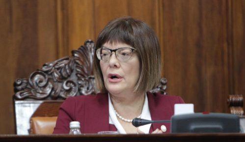 Gojković: Čudno da opozicija želi izbore 3