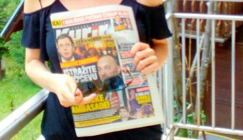 Tri meseca bez Vučića na naslovnoj i Kuriru račun odblokiran 11
