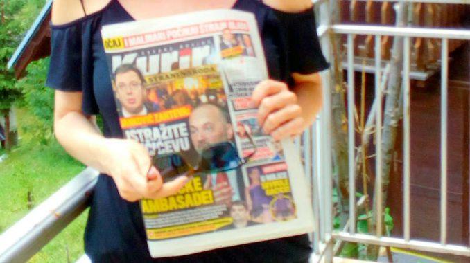 Tri meseca bez Vučića na naslovnoj i Kuriru račun odblokiran 1