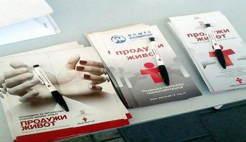 Veći broj donora ove godine u Srbiji 2