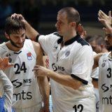 Evrokup prejak za Partizan 1