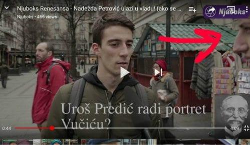 Njuz.net demantuje da je autor ankete sa protesta opozicije 14
