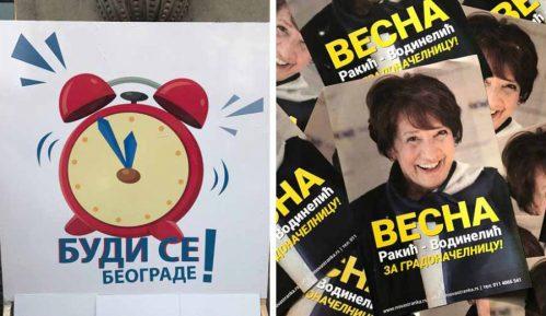 Nova stranka predstavila tim za Beograd 15