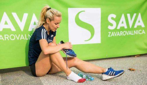 Biljana Cvijanović do bronze sa povređenom nogom 12
