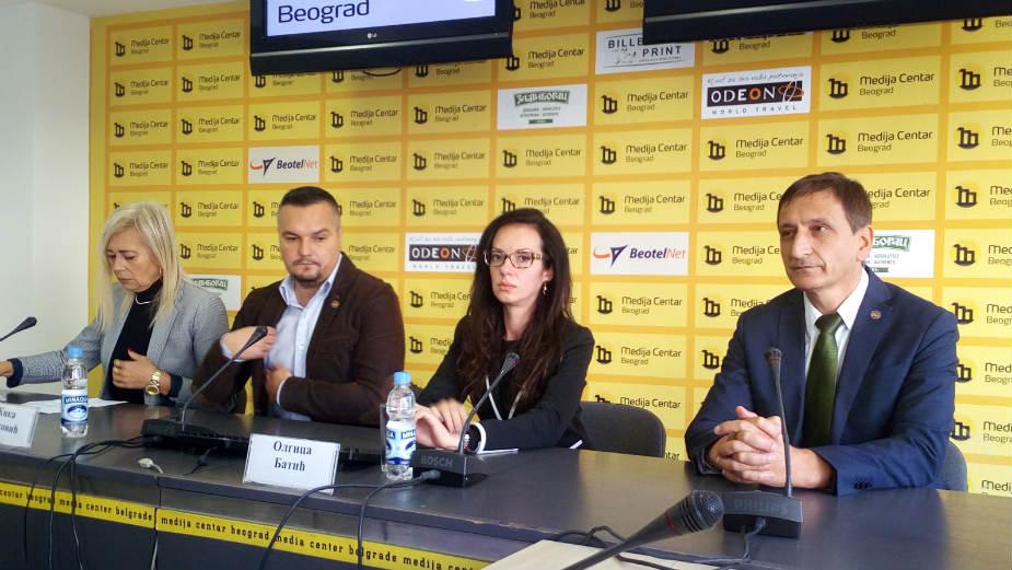 DHSS kolektivno pristupila Pokretu obnove Kraljevine Srbije 1
