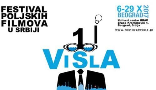 """Festival """"Visla"""" u Beogradu od 6, u Nišu od 17. oktobra 9"""