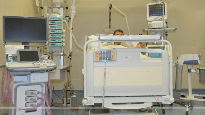 Uspešna transplatacija jetre na VMA 1