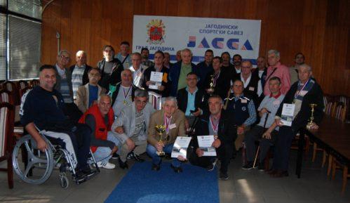 Državno prvenstvo za osobe sa invaliditetom u šahu 15