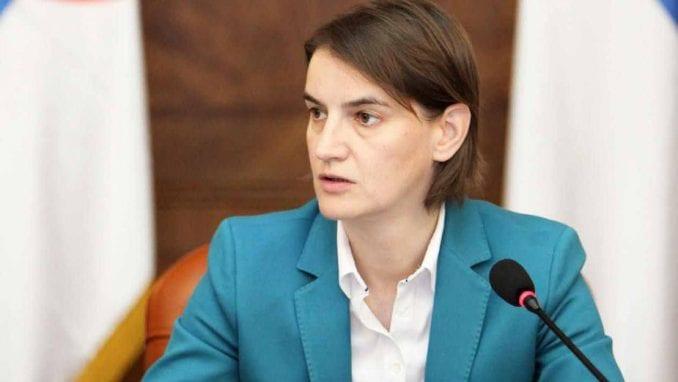 Brnabić: U Srbiji nema objektivnog novinarstva 1