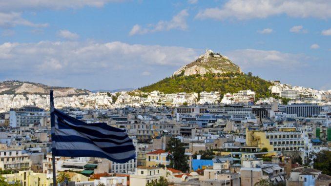Grčka: Osmoro u pritvoru zbog bacanja boje na ambasadu SAD 1