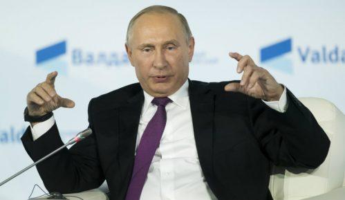 Putin kritikovao SAD zbog međunarodnih sporazuma 9