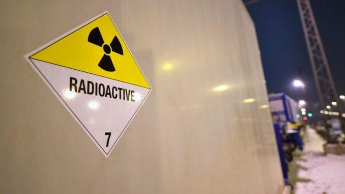 Povećana radioaktivnost u Zapadnoj i Srednjoj Evropi 1