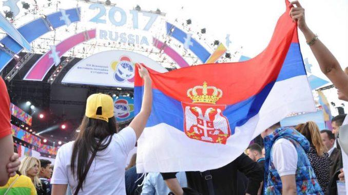 U Sočiju završen festival omladine i studenata 1