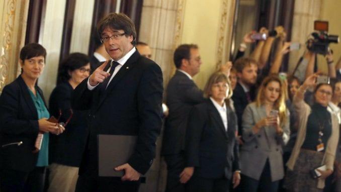 Pućdemon: Katalonija je nezavisna, ali ćemo rešenje tražiti u pregovorima 1