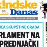 Kikindske novine obeležavaju jubilarni 1.100 broj 19