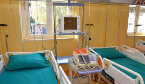 Počela rekonstrukcija Klinike za infektivne i tropske bolesti 12