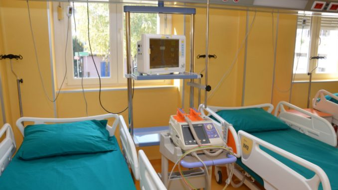 Počela rekonstrukcija Klinike za infektivne i tropske bolesti 1