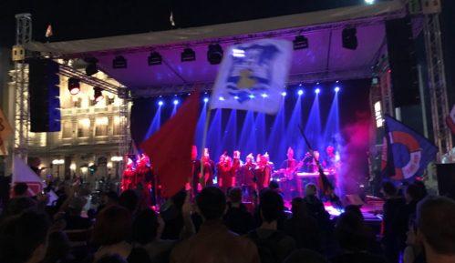 Protestni koncert Inicijative Ne da(vi)mo Beograd 1