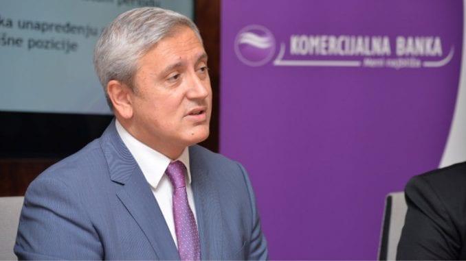 Vladimir Medan novi direktor Komercijalne banke 1
