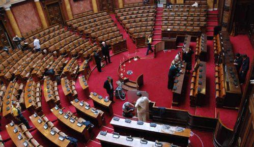 Sednica Skupštine Srbije zakazana za 24. oktobar 2
