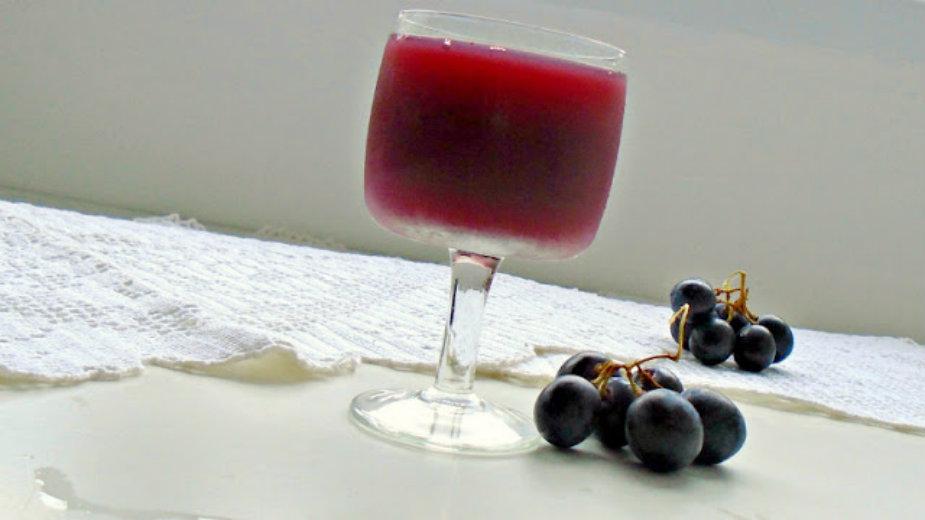 Recept nedelje: Sok od grožđa 1