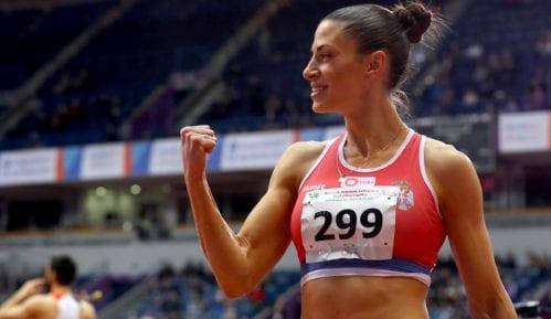 Ivana Španović na prvom mestu svetske liste 13