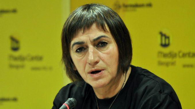 Žene u crnom osudile pretnje Gruhonjiću i Sejdinoviću 1