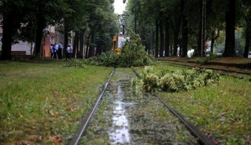 Nevreme u Nemačkoj, jedna žena poginula, kolaps u saobraćaju 7